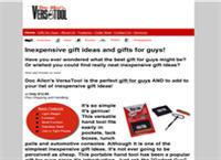 inexpensive gift ideas - Doc Allen's VersaTool